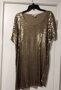 Michael Kors Dresses - Gold Dress
